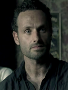 Rick Grimes dhifdsfsgsf