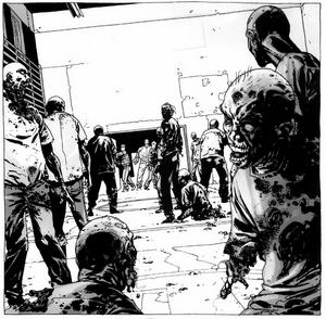 Zombie in prison 14x9