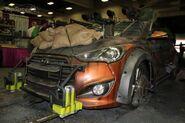 2013 Hyundai Veloster Zombie Survival Machine 4