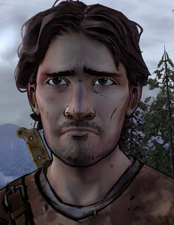 AmTR Luke Sad