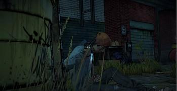 Gabriel García (Video Game) | Walking Dead Wiki | FANDOM powered by