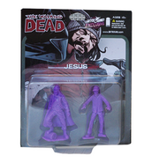 Jesus pvc figure 2-pack (purple)