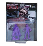 Jesus pvc figure 2-pack (purple)