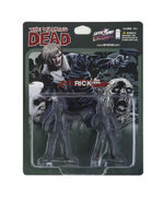 Rick pvc figure (grey)