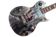 The Walking Dead 'Alex Ross' Electric Guitar Limited Edition