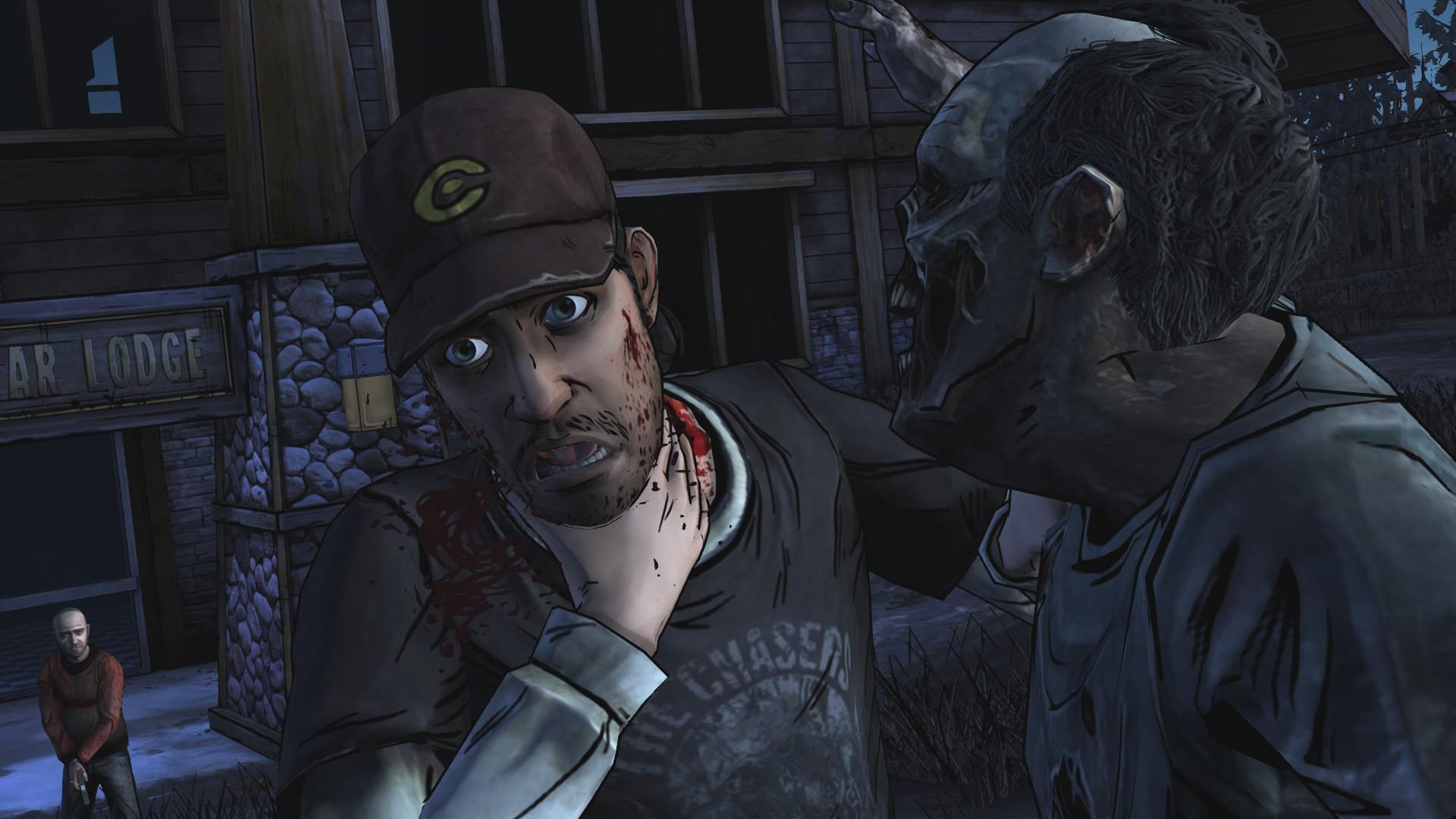 Nick (Video Game) | Walking Dead Wiki | FANDOM powered by Wikia