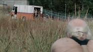 Hershel VS zombie 3x10