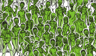 Stats Green Zombies