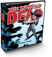 Twdcomic binder 3d mock