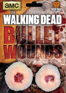 Walker Bullet Wounds Latex Appliance Kit