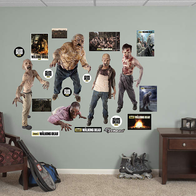 Walkers Collection Fathead Wall Decals 2