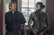 10x07 Gabriel and Siddiq