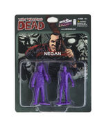 Negan pvc figure (purple)