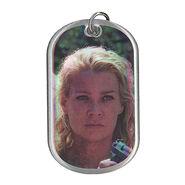 The Walking Dead - Dog Tag (Season 2) - ANDREA 1 (Foil Version)