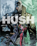 Batman Hush Cover