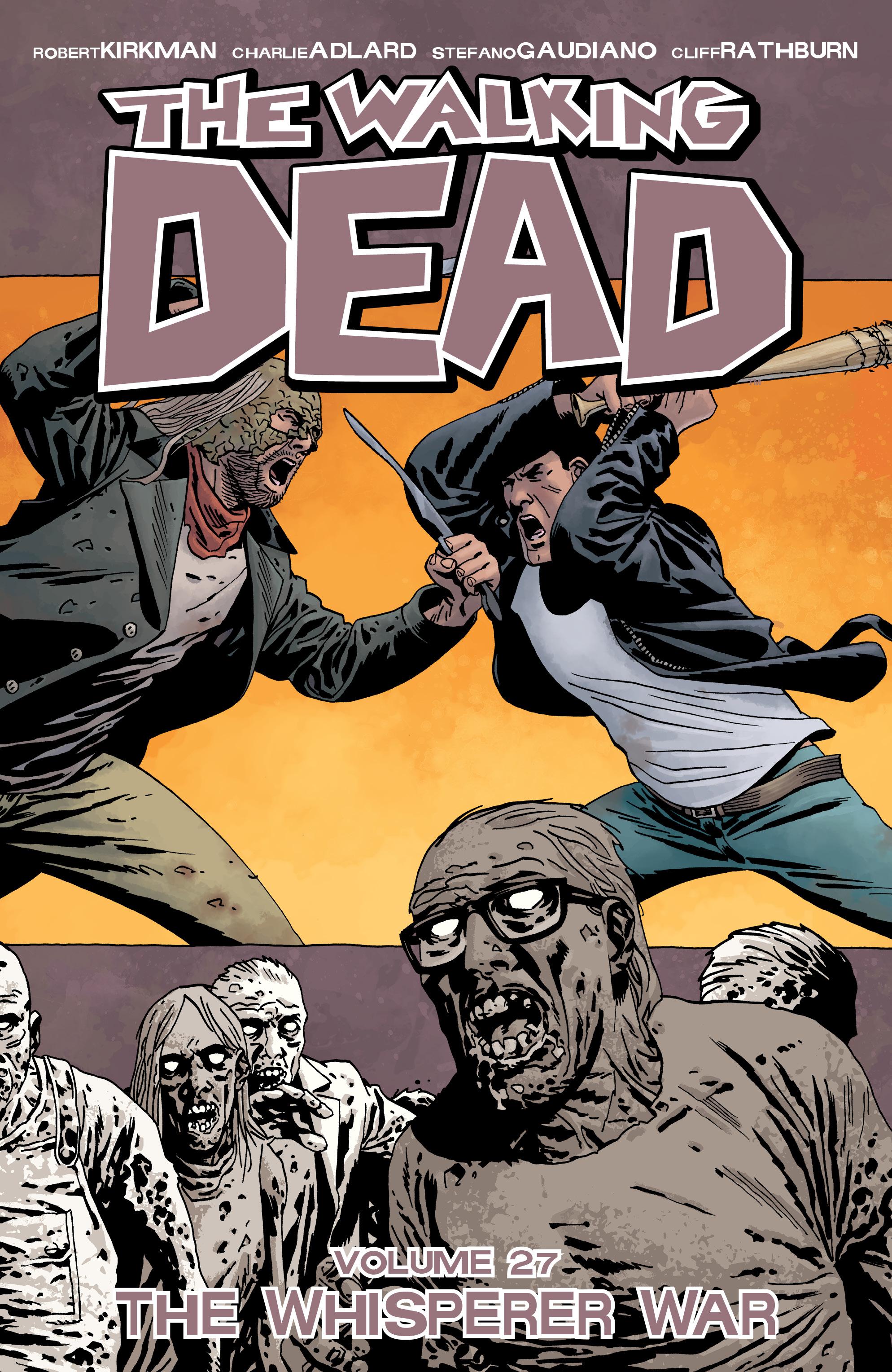 The Walking Dead Volume 27 - The Whisperer War