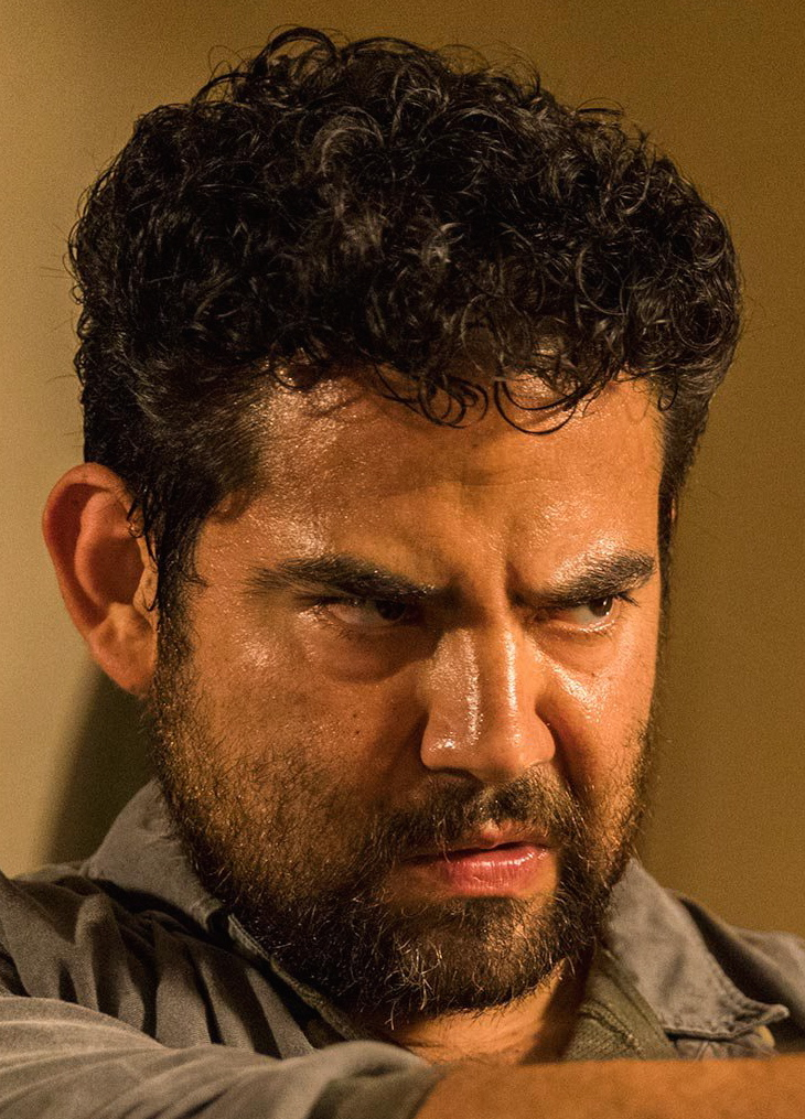 Walking Dead Morales