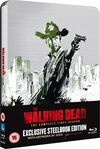 The Walking Dead - The Complete First Season (Blu Ray) Region 2 Exclusive steelbook edition