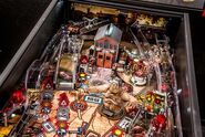 The Walking Dead Pinball Machine (Pro Edition) 8