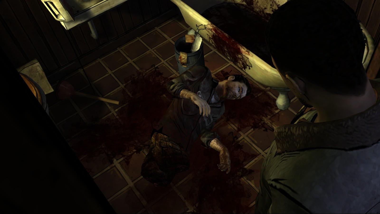 Mark (Video Game) | Walking Dead Wiki | FANDOM powered by Wikia