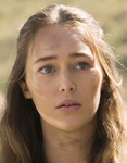 Season three alicia clark
