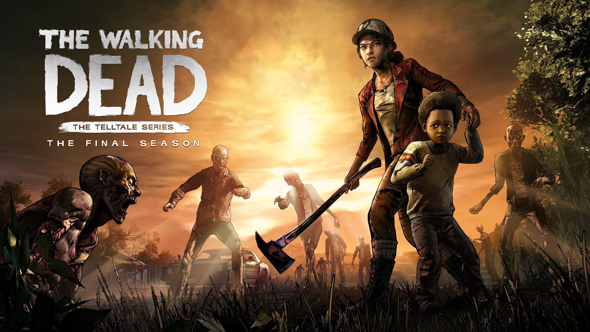 Season 4 (Video Game) | Walking Dead Wiki | FANDOM powered by Wikia