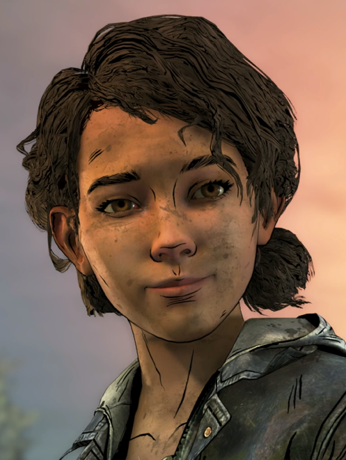 Clementine (Video Game) | Walking Dead Wiki | FANDOM powered by Wikia
