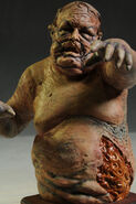 Well Walker Mini Bust 5