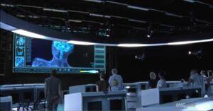 CDC Control Room