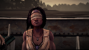 ITD Michonne Blindfold