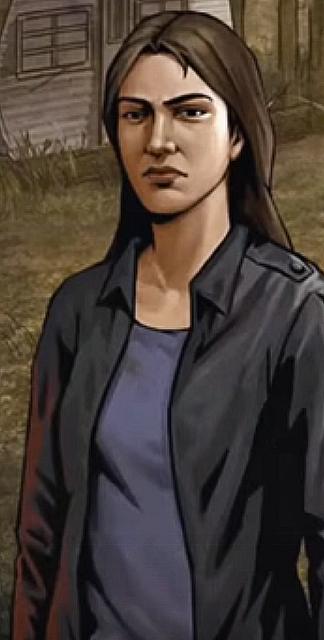 Lilly (Road to Survival) | Walking Dead Wiki | FANDOM