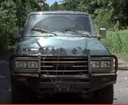 1990 Toyota Land Cruiser TWD 7x07