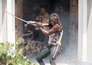 AMC 603 Michonne Escapes Store