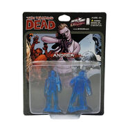 Andrea PVC Figure 2-Pack (Translucent Blue)