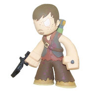 Daryl Dixon - Blood Spatter (Mistery Minis)