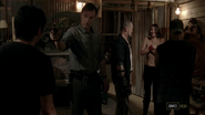 Glenn, The Governor, Merle, Maggie and Caesar 3x07