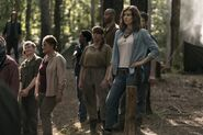 Maggie Rhee and Community 9x03