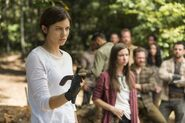 Maggie Rhee 7x14 Enid and Others