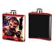 The Walking Dead Zombie Flask