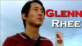 Glenn Rhee Hall of Fame The Walking Dead (Music Video)