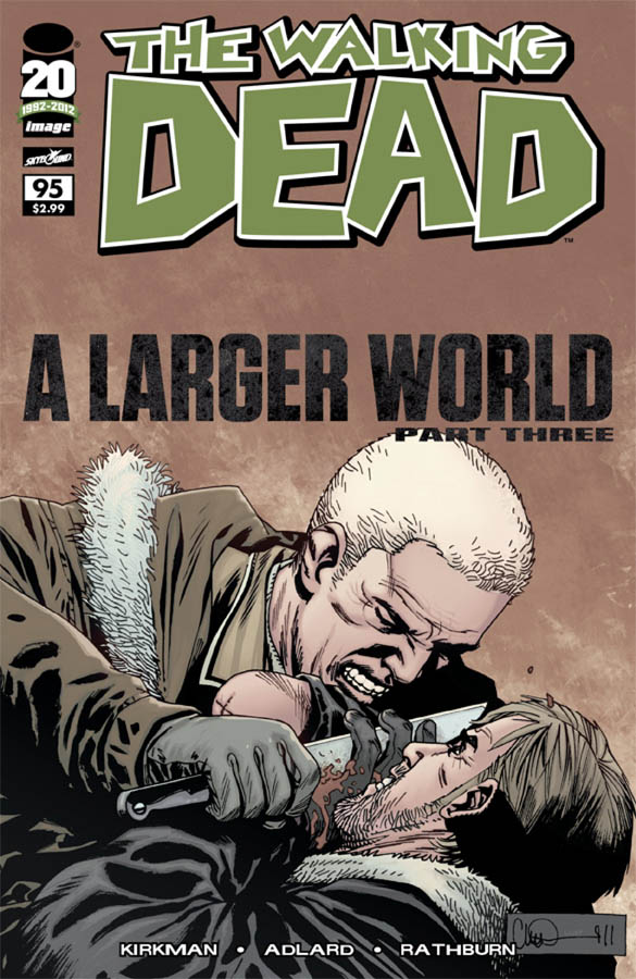 Walking Dead Issue 1 Pdf