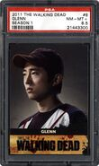Trading Cards Season One - 8 Glenn