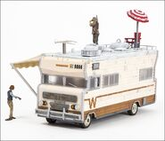 Dale's RV (The Walking Dead TV) McFarlane Building Set 3