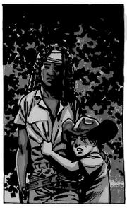 Michonne Carl 56x5