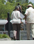 Older african american lady 2 (Walk With Me)