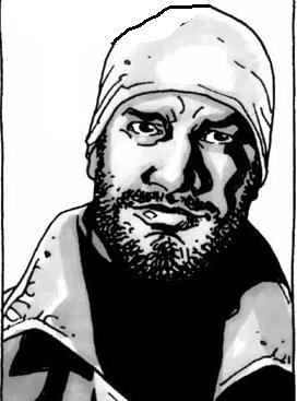 Image result for the walking dead tyreese comics