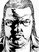 Walking dead comic eugene