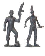 Abraham pvc figure 2-pack (bloody grey) 2