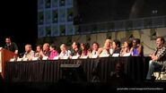 (2 of 3) The Walking Dead, San Diego Comic Con 2012