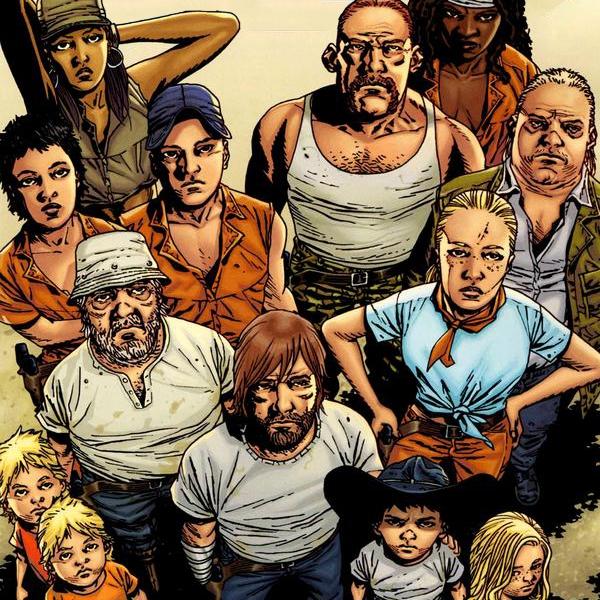 The Walking Dead Comic Wikia